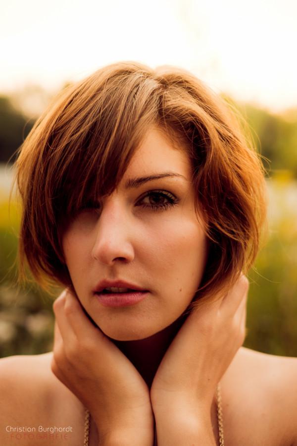 Haare im Gesicht | Lisa