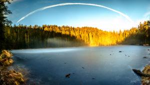 Panorama - Wild See | Schwarzwald | Landschaft | Fujifilm | X-T1 | 18-55mm