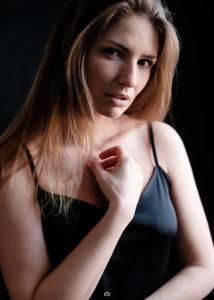 Bernadette Kaspar - color - Tageslicht | Portrait | Fujifilm | X-T1 | 35mm