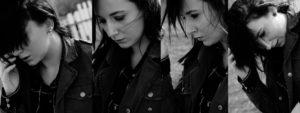 Carmen - black and white - Serie | Portrait | Fujifilm | X-T1 | 35mm