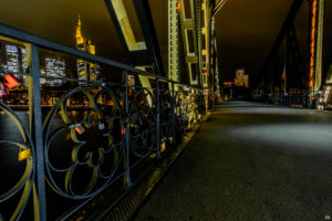 Frankfurt - Am Eisernen Steg I | Fujifilm | X-T1 | 12mm