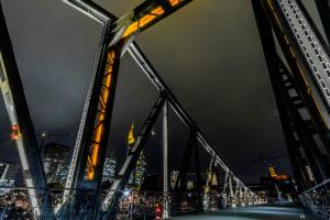 Frankfurt - Am Eisernen Steg V | Fujifilm | X-T1 | 12mm
