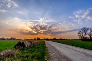 Sonnenaufgang - Mit Weg | Fujifilm | X-T1 | 12mm